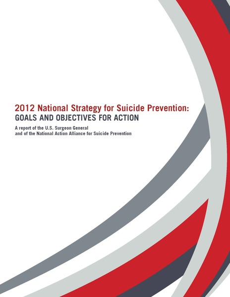 Revised National Strategy for Suicide Prevention (2012)