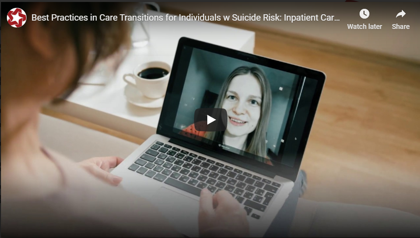 Best Practices in Care Transitions Video