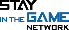 Stay in the Game Network logo