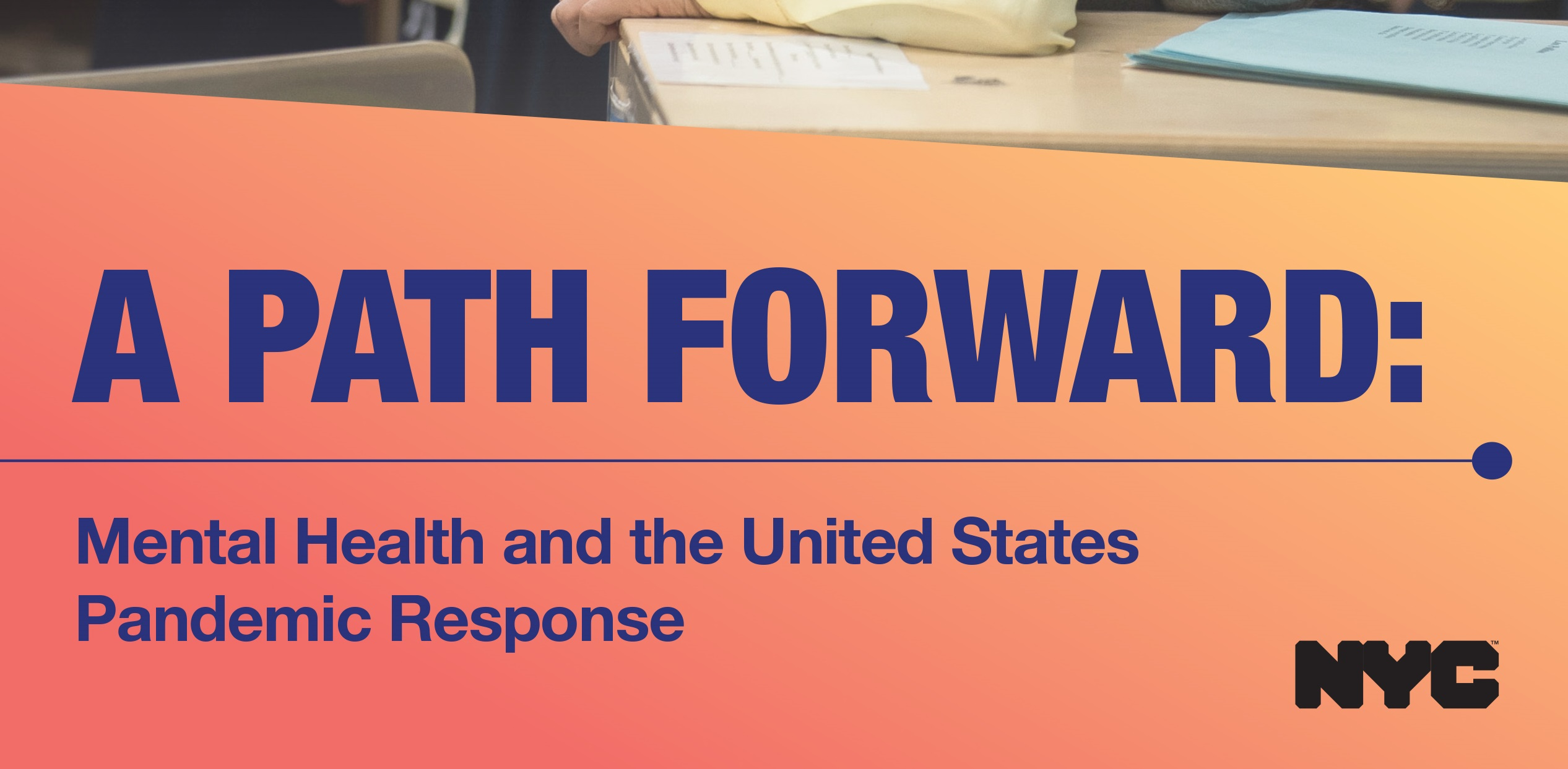 A Path Forward: Mental Health and the United States Pandemic Response