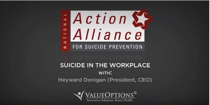 Workplace Suicide Prevention Video